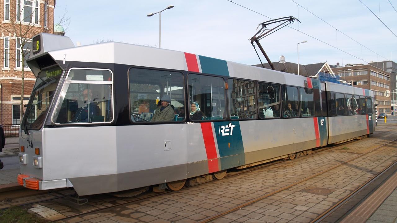 Nieuw spoor voor tramlijn 25